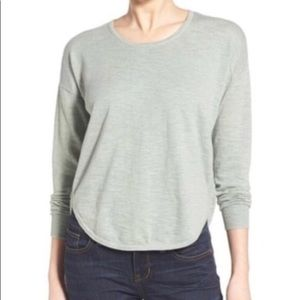 Madewell Clearweather Pullover Top